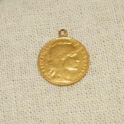 Moneda República Francesa,...