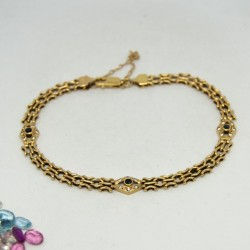 Pulsera tipo Panther con...