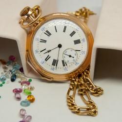 Reloj de bolsillo Perrenoud...