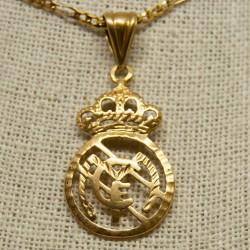 Medalla Escudo Real Madrid,...