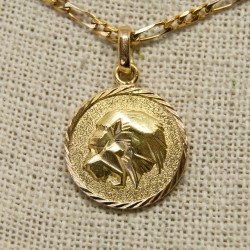 Medalla horóscopo, LEO, de...