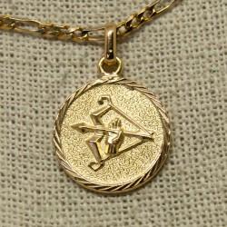 Medalla horóscopo,...
