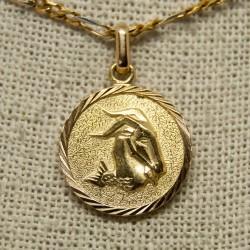 Medalla horóscopo, ARIES,...