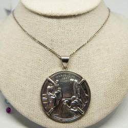 Medalla de plata de...