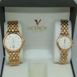 Pareja reloj Viceroy...