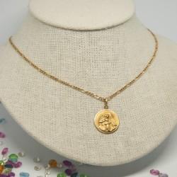 Medalla Angel Custodio, con...