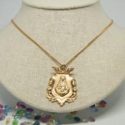 Medalla Virgen del Rocío,...