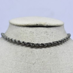 Cordón de plata