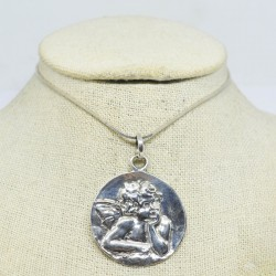 Medalla del ángel San Rafael