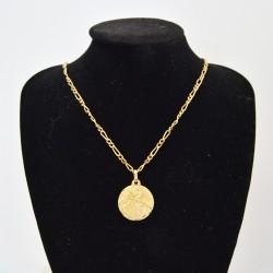 Medalla Angel Custodio, oro...
