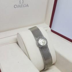 Reloj Omega, tipo joya con...